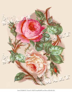 scrapsmart roses 03 downloadable